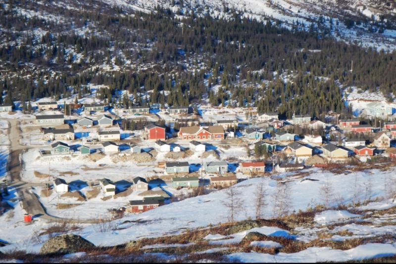 Nain, Nunatsiavut